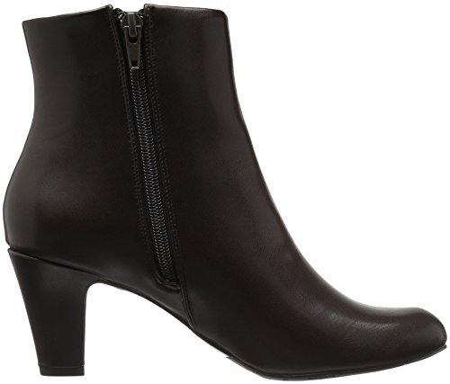 Chaussure Bottine Endear Pour Femme Facile Street Brown / Léopard
