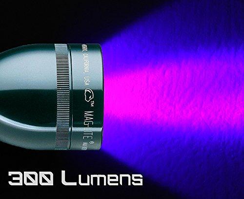Litt Ultra-Bright 300 Lumen Ultra-Violet LED Upgrade 3-6 Cell C & D (4d Cell Flashlight)