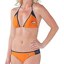 "Denver Broncos Women's G-III NFL ""Outfielder"" 2 Piece Bikini Set"