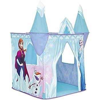 Amazon Com Disney Frozen 167fzn01e Castle Playhouse Pop