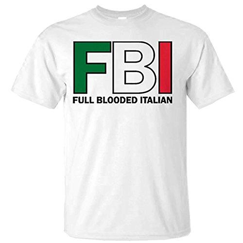 Express Design Group FBI - Full Blooded Italian Shirts Medium -