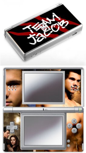 Twilight New Moon Team Jacob DS Lite Skin skins HOT!