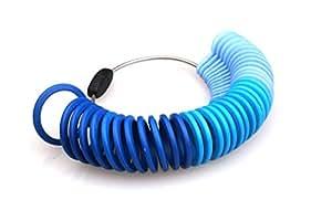 el anillos Medidor de , los anillo midiendo diámetro plástico