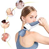 BONTIME Powerful Wand Massager - Personal & Cordless Massager for Muscles Handheld Deep Tissue with...