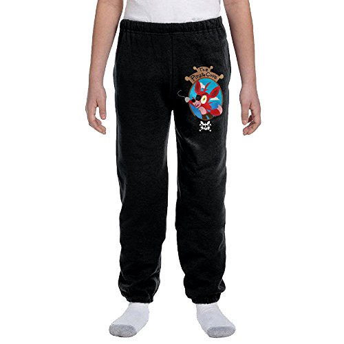 Jackson Video Game Youth Slim Fit Jogger Sweatpant Long Pant M