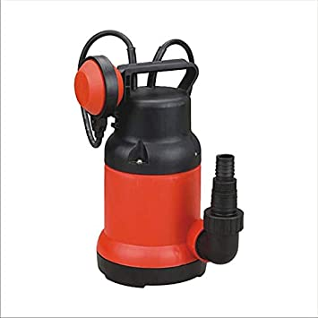 Submersible Water Pump,400W,7000 L//h Pond Pump for Clean Water Garden Electric Pool Pump with Float Switch