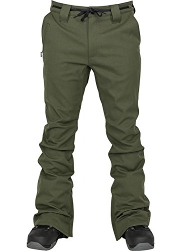L1 Thunder Snowboard Pants Mens Sz L - Skinny Snowboard Pants Men