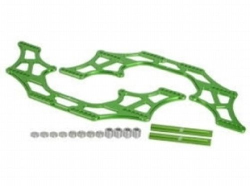 - Axial AX10 Scorpion Alloy Chassis Set AX10-01/GR