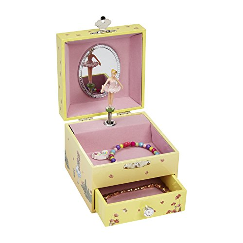 JewelKeeper Classical Music Jewelry Box, - Ballerina Jewelry Chest Shopping Results