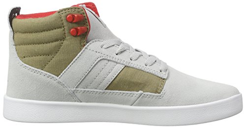 Light Supra White Khaki Skate Shoes Bandit Grey Mens qwCpwSxf
