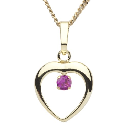 InCollections - 7330100002401 - Pendentif Femme - Or Jaune 8 Cts 333/1000