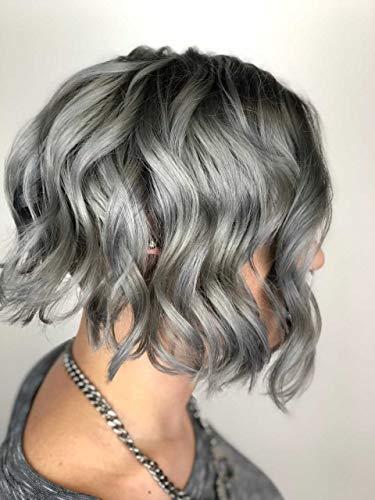 Manic Panic Semi-Permanent Cream - Alien Grey Hair Color