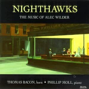 Nighthawks: Music of Alec Wilder