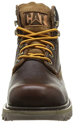 Caterpillar Herren Colorado Kurzschaft Stiefel Braun (Ginger)