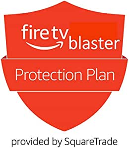 2-Year Protection Plan plus Accident Protection for Fire TV Blaster (2019 release, delivered via e-mail)