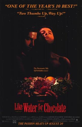 Amazon.com: Like Water for Chocolate Poster Movie 11x17 Lumi Cavazos ...
