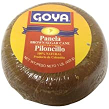 Goya Panela Brown Sugar Cane 1 Lb - Redonda