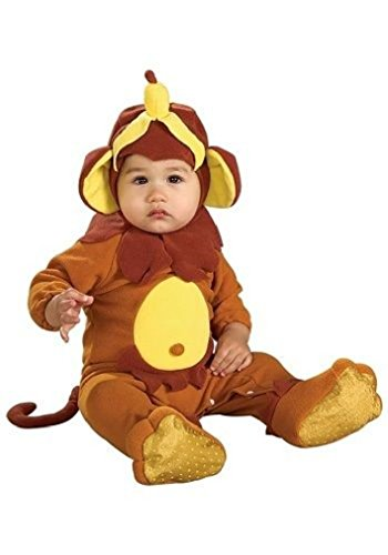 [Fancy Monkey See Monkey Do Baby Infant Costume] (Monkey See Monkey Do Costume)