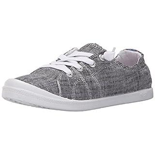 Roxy Women's Rory Slip On Shoe Sneaker, Black, 8.5