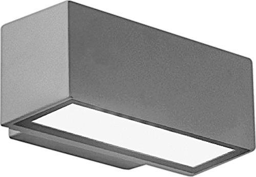 Plafoniere Da Esterno E27 : Nova line be s plafoniera da esterno e argento amazon