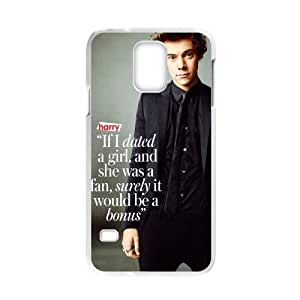 Music Star Band Series One Direction 1D Harry Style Personalized Cool Samsung For Iphone 5C Phone Case Cover - Custom Personalized Hard Plastic For Iphone 5C Phone Case Cover Shell Back Cover Protective Case