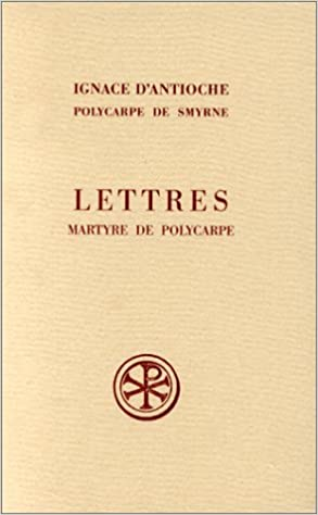 Livres gratuits Lettres et Martyre de Polycarpe de Smyrne pdf ebook