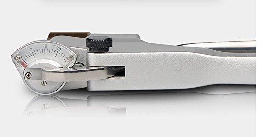 ELEOPTION Hardness Tester For Steel, Webster Hardness Testerfor Aluminum Alloy Measuring Scope 0.4-13mm (W-B92 For Thickness 0.4-6mm) by Eleoption (Image #2)