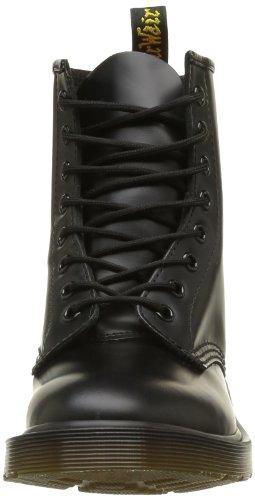 Dr Martens 1460 - Botas de cuero mujer negro - Noir (Black)