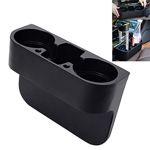 Malcam Car Auto Front Seat Organizer And Coffee Drink Cup Holder