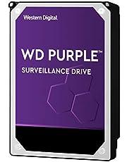 WD 4TB Purple Surveillance Hard Drive - WD40PURZ