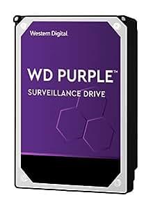WD 1TB Purple Surveillance Hard Drive - WD10PURZ