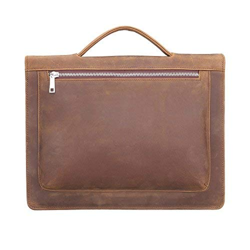 安いそれに目立つ Handmade Vintage Crazy Horse Leather Portfolio Letter for B07KTZX42C (A4) Size Pro/Microsoft NotepadBusiness Organizer Padfolio with Handle for iPad Pro/Microsoft Surface Pro/13 inch Tablet [並行輸入品] B07KTZX42C, ボアスコンプラス:ab76d382 --- a0267596.xsph.ru