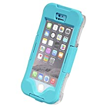 iPhone 5S Waterproof Case, iThrough® 20ft(6M) Swimming Diving iPhone 5/5S Underwater Case, Dust Proof, Snow Proof, Shockproof, Heavy Duty Full Sealed Protection Case for iPhone 5/5S/SE