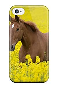 Rolando Sawyer Johnson's Shop Hot Snap-on The Yellow Fields Hard Cover Case/ Protective Case For Iphone 4/4s 2746292K85170172