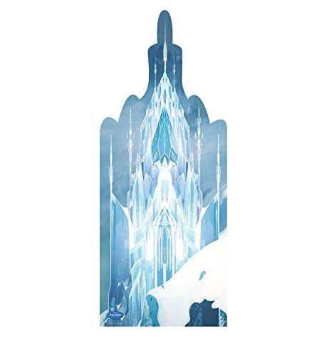 Advanced Graphics Frozen Ice Castle Life Size Cardboard Cutout Standup - Disney's Frozen (2013 Film)