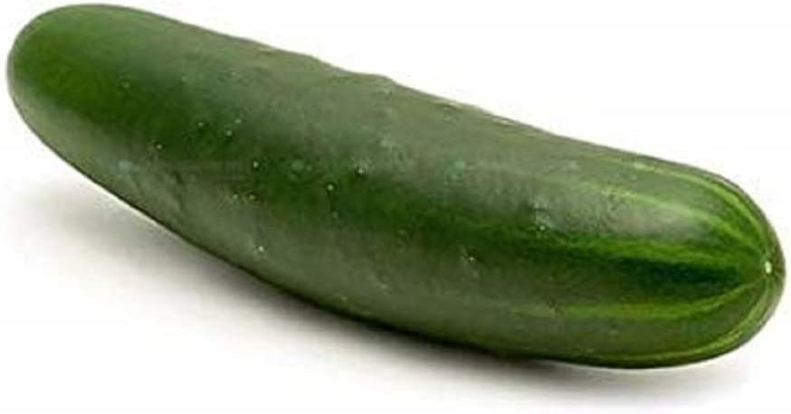 Cucumber, Long Green Improved Seeds, Organic, NON-GMO, 25 seeds per package,Long Green Improved Cucumber is a strong, vigorous producer .