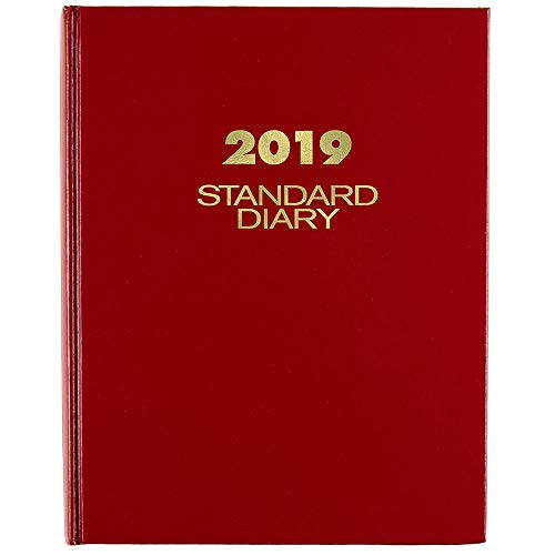 (AT-A-GLANCE 2019 Standard Diary, Daily Reminder, 7-1/2