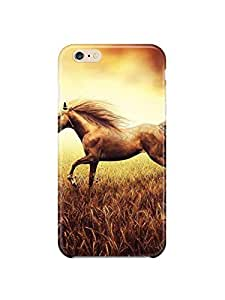 "i6p 0427 Flying horse Glossy Case Cover For IPHONE 6 PLUS (5.5"") by mcsharks"