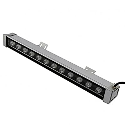 Cold White, 12W : 2pcs/lot 12W LED Wall Washer Lights,RGB and Single Color Led Outdoor Light, AC 12V,IP65 Waterproof 0.5M Length
