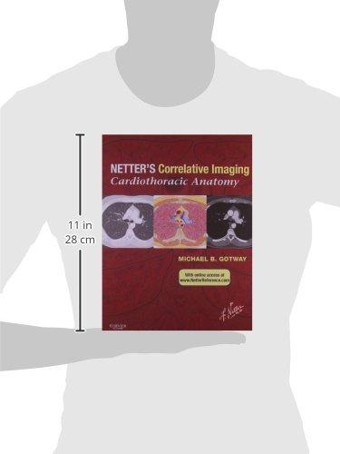 Buy Netters Correlative Imaging Cardiothoracic Anatomy With