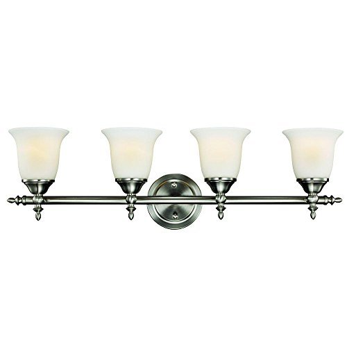 Hampton Bay 4- Light Vanity Fixture Ogelthorpe
