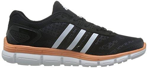 Adidas Dames Cc Fresh W, Zwart / Wit / Oranje Zwart / Wit / Oranje