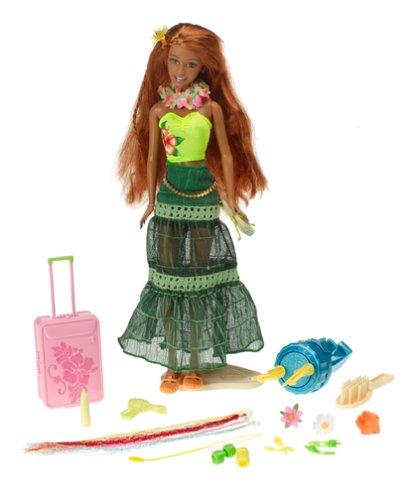 Barbie Cali Girl - Barbie Cali Girl Summer Hawaiian Hair