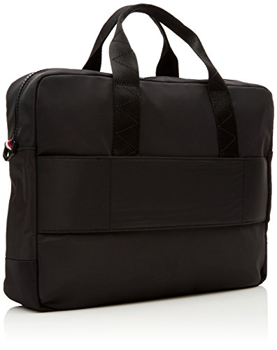 Bag Tommy Men's Laptop Black Escape Hilfiger Computer SrrXwx5Iq