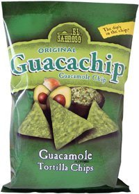 El Sabroso Original Guacachip, 3-oz Bags (Pack of 3)