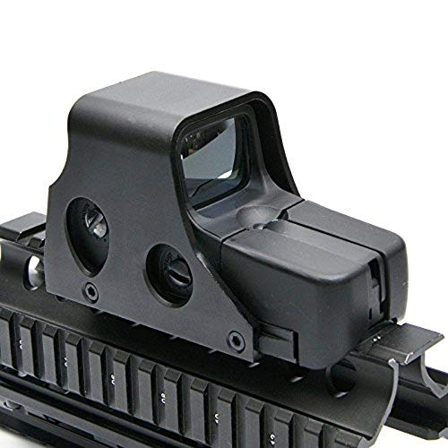 Yingyou Scope Tactical Mini Holographic Reflex Sight Red Green Dot