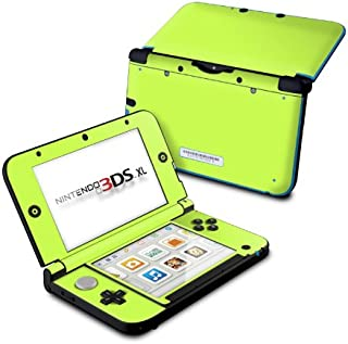 product image for Solid State Lime - DecalGirl Sticker Wrap Skin Compatible with Nintendo Original 3DS XL