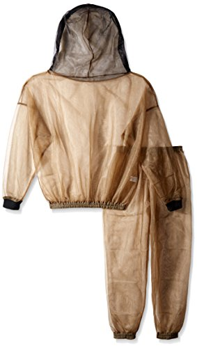 Clothing Mosquito Protective (Stansport Mosquito Suit, Small/Medium)