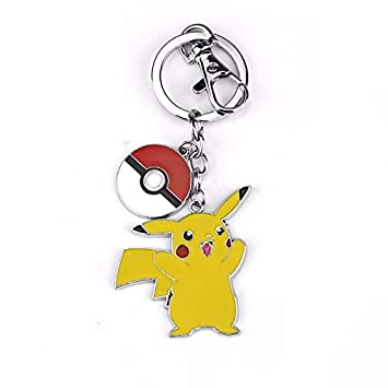VAWAA Anime Pokemon Pocket Monster Keychain Sylveon ...