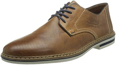 Rieker Herren B1428 Lace up Men Derby: : Schuhe pKuM3